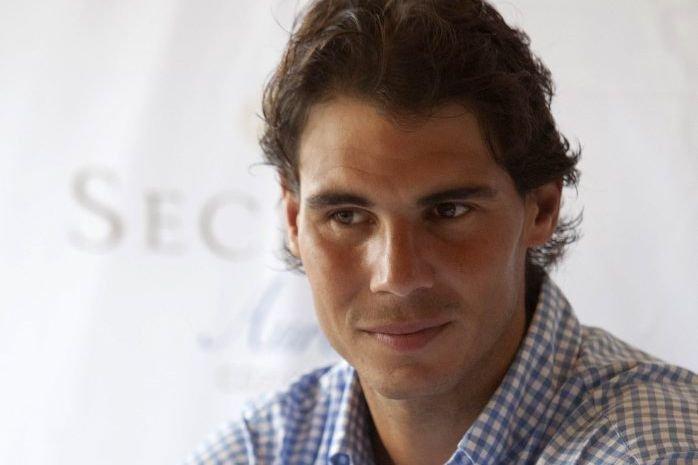 Rafael Nadal... (PHOTO VICTOR RUIZ GARCIA, REUTERS)
