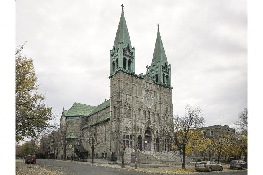 Église Très-Saint-Nom-de-Jésus... (Photo: fournie par Héritage Montréal)