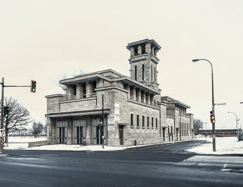 Caserne Letourneux : 4300, rue Notre-Dame Est (Photo: fournie par Héritage Montréal)