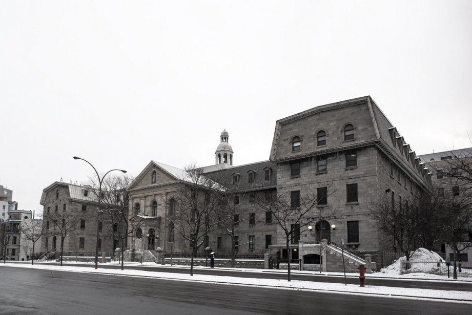 Hôpital de la Miséricorde : 970, boulevard René-Lévesque Est (Photo: fournie par Héritage Montréal)