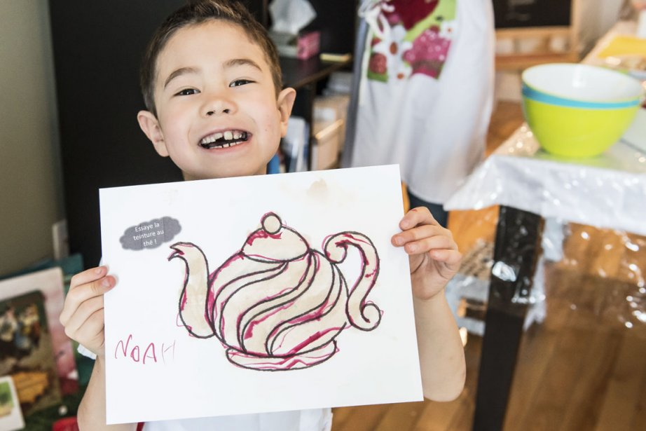 Les Enfants de la marmite offre des «ateliers... (Photo fournie par Jérôme Lavallée)