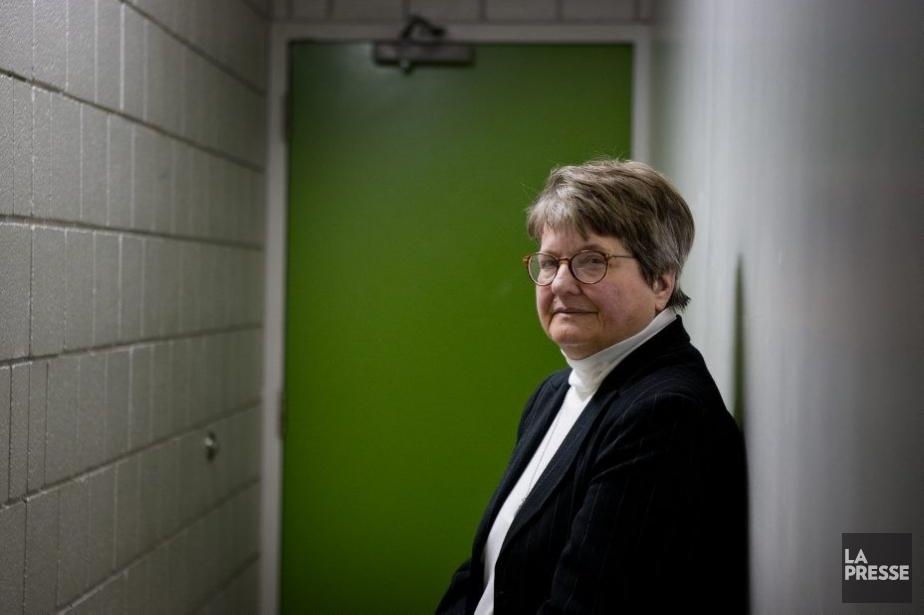 Helen Prejean... (Photo Marco Campanozzi, La Presse)