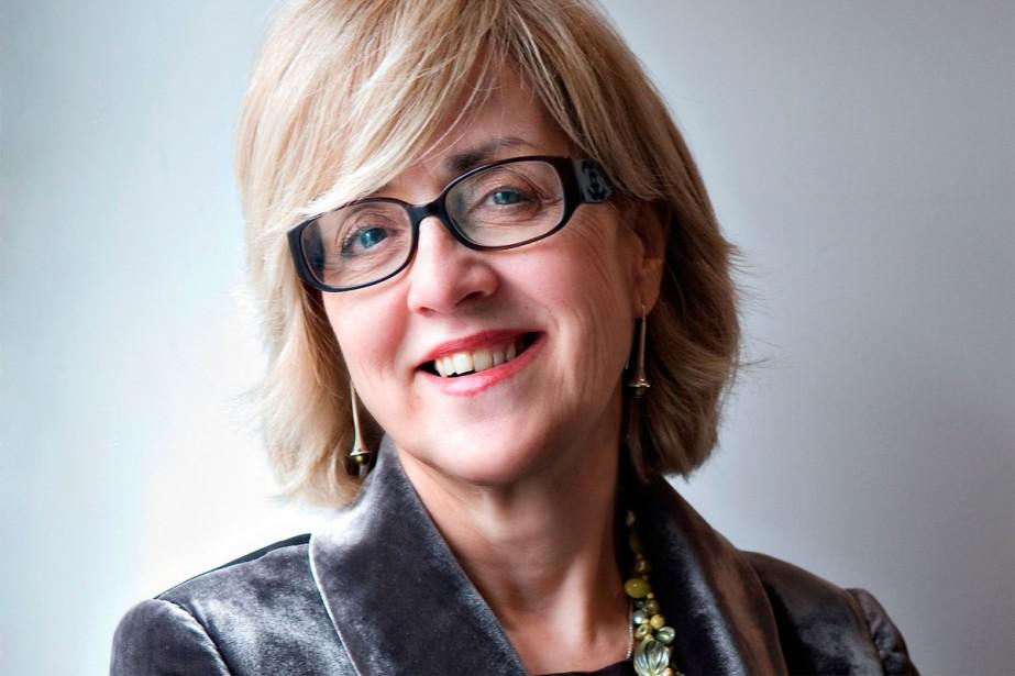Carolle Brabant, directrice générale de Téléfilm Canada.... (Photo: fournie par Téléfilm Canada)