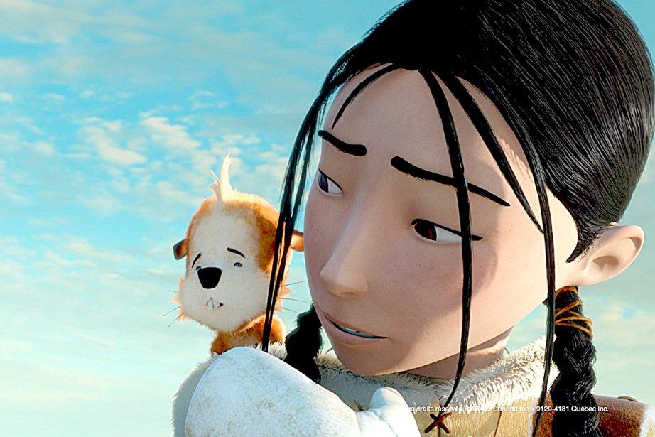 La légende de Sarila... (Films Séville)