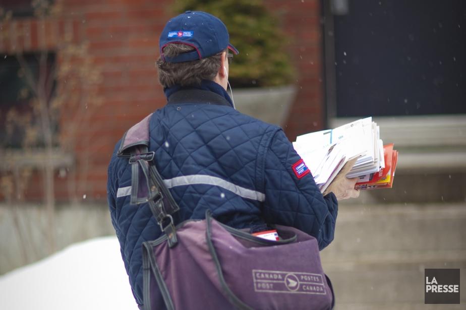 Dix Bureaux De Poste Menaces A Montreal La Presse