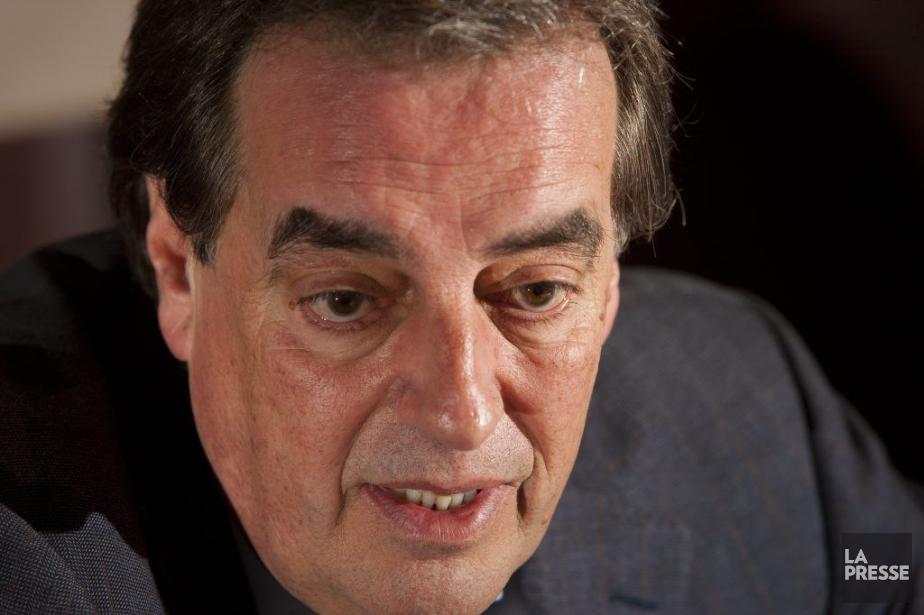 Normand Rinfret... (Photo André Pichette, La Presse)