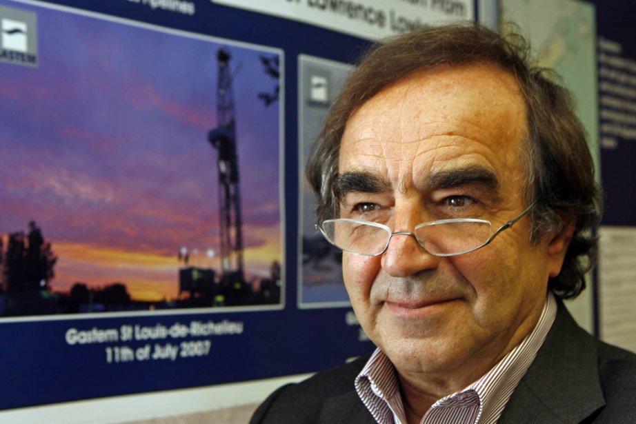 Raymond Savoie, PDG de Gastem, va aller voir... (Photo Robert Mailloux, archives La Presse)