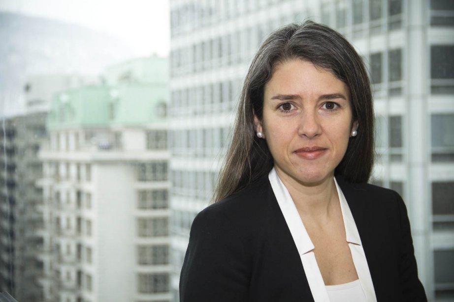Le défi de Marie-Hélène Labrie, vice-présidente d'Énerkem: faire... (Photo Ninon Pednault, La Presse)