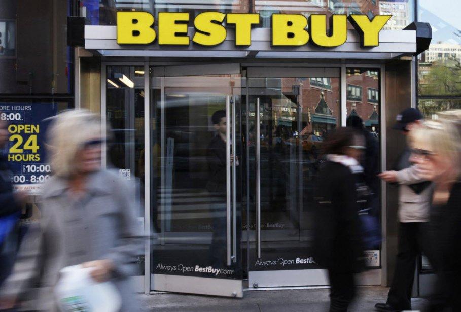 Le détaillant de produits électroniques Best Buy (