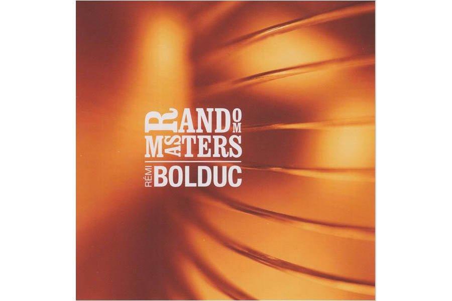 Voilà un projet typique de notre époque: le saxophoniste Rémi Bolduc s'inspire...