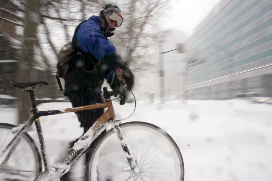 Encore méconnue, l'assistance vélo du CAA-Québec est venue... (Photo François Roy, archives La Presse)