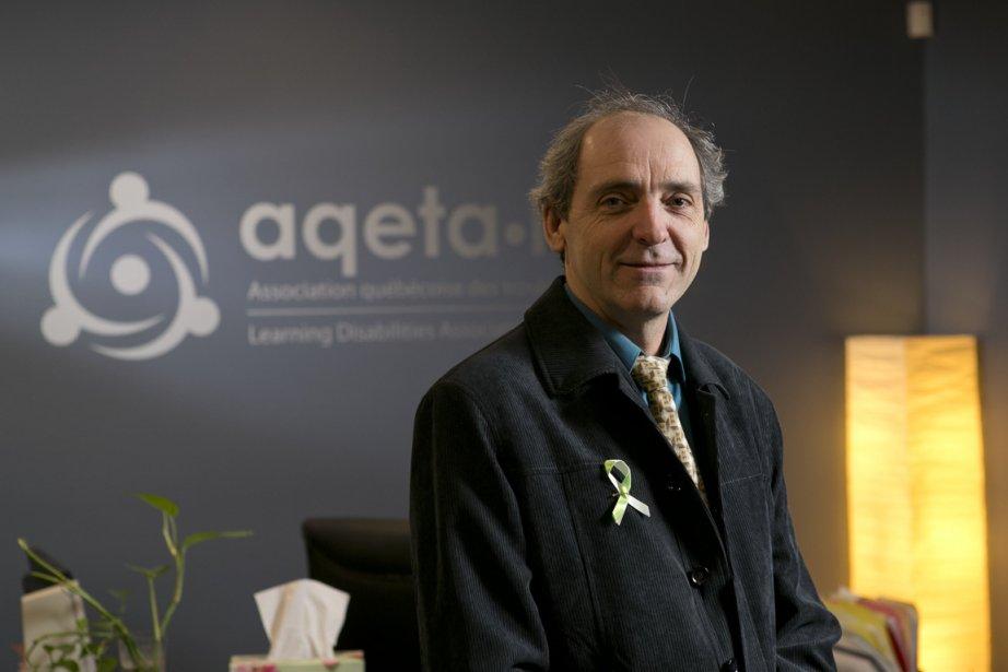 Jean-Louis Tousignant, président du conseil d'administration de l'Association... (Photo : Hugo-Sébastien Aubert, La Presse)