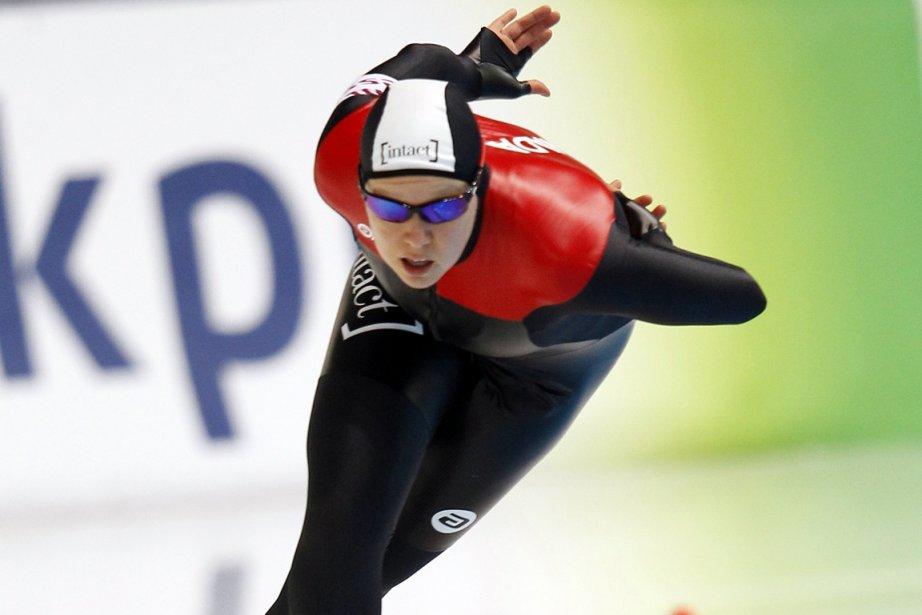 Cindy Klassen... (Photo Grigory Dukor, archives Reuters)