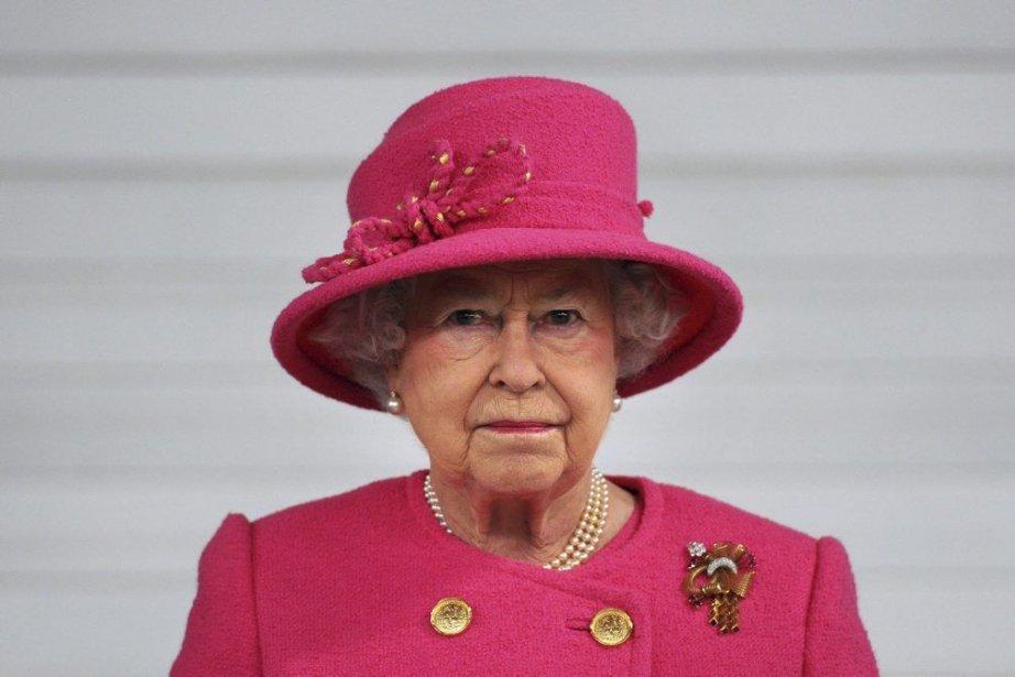 La reine Elizabeth II.... (Photo Carl Court, Agence France-Presse)