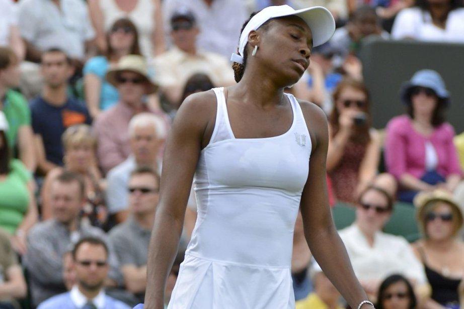 Venus Williams... (Photo : Toby Melville, Reuters)