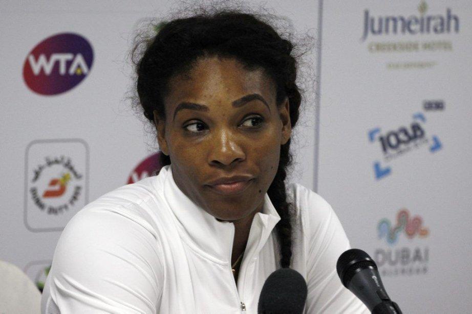 Serena Williams... (Photo Jumana El Heloueh, Reuters)