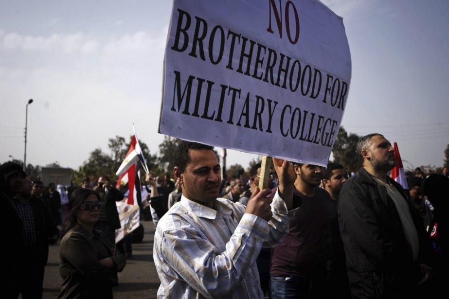 L'Égypte, en proie à une grave crise politique,... (Photo GIANLUIGI GUERCIA, AFP)