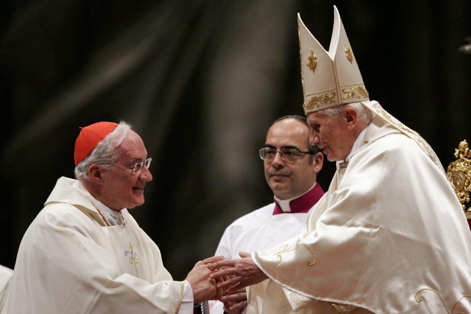 La proximité physique, intellectuelle et spirituelle de Marc... (Photo : Riccardo De Luca, archives AP)