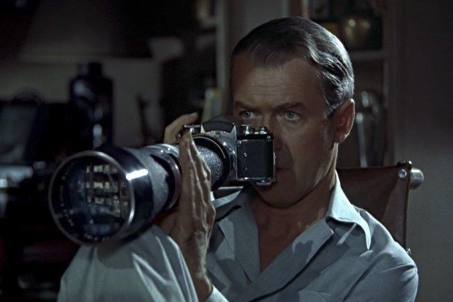 Parmi les quelques films d'Alfred Hitchcock à l'affiche au... (Photo Paramount)