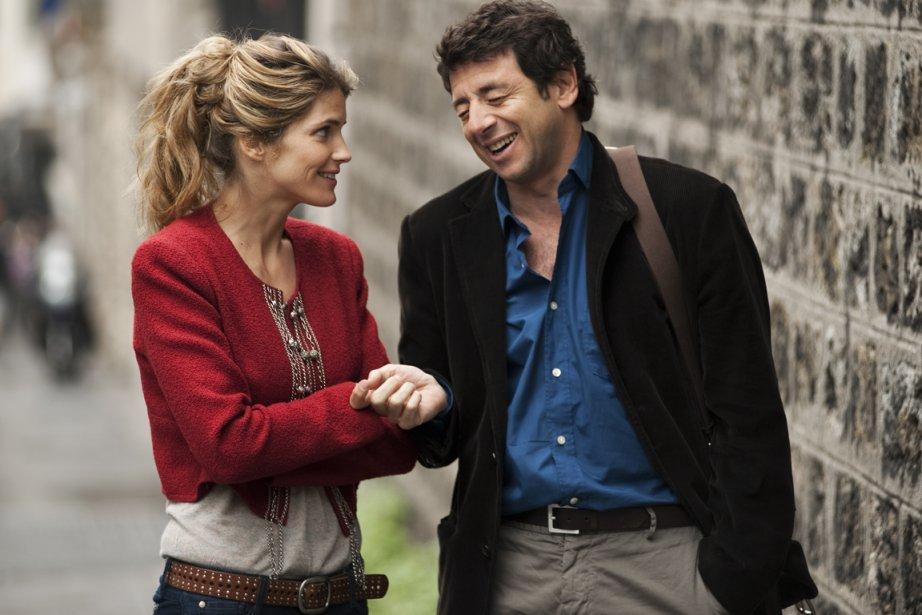 Aux côtés de Patrick Bruel, Alice Taglioni campe... (Photo fournie par AZ Films)