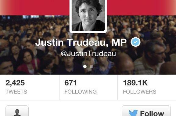 Depuis six mois, Justin Trudeau a rallié de... (Photo Graeme Roy, La Presse Canadienne)