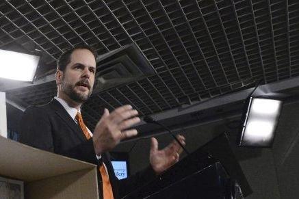 Le député néo-démocrate Alexandre Boulerice.... (Photo Sean Kilpatrick, La Presse Canadienne)