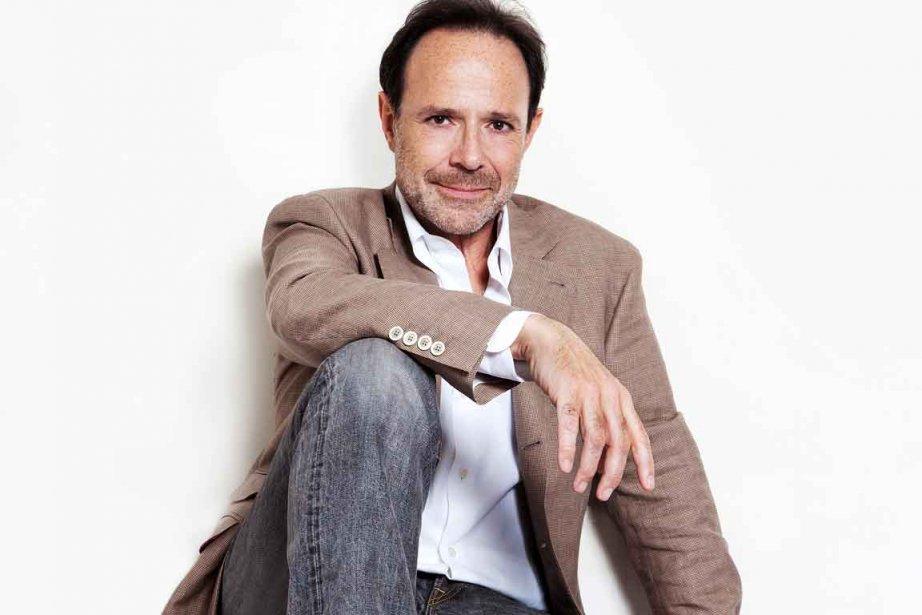 L'écrivain Marc Lévy... (Photo K. Belouaar)