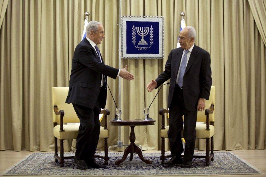 Le premier ministre Benyamin Nétanyahou s'est entretenu samedi... (Photo Uriel Sinai, Reuters)