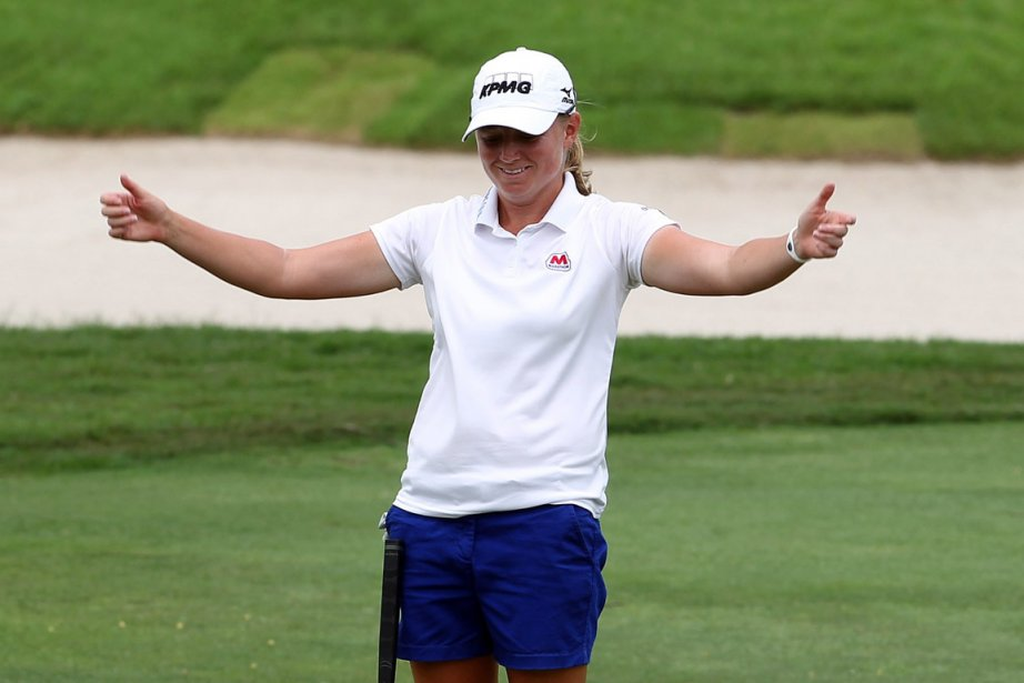 Stacy Lewis... (Photo : Wong Maye-E, AP)