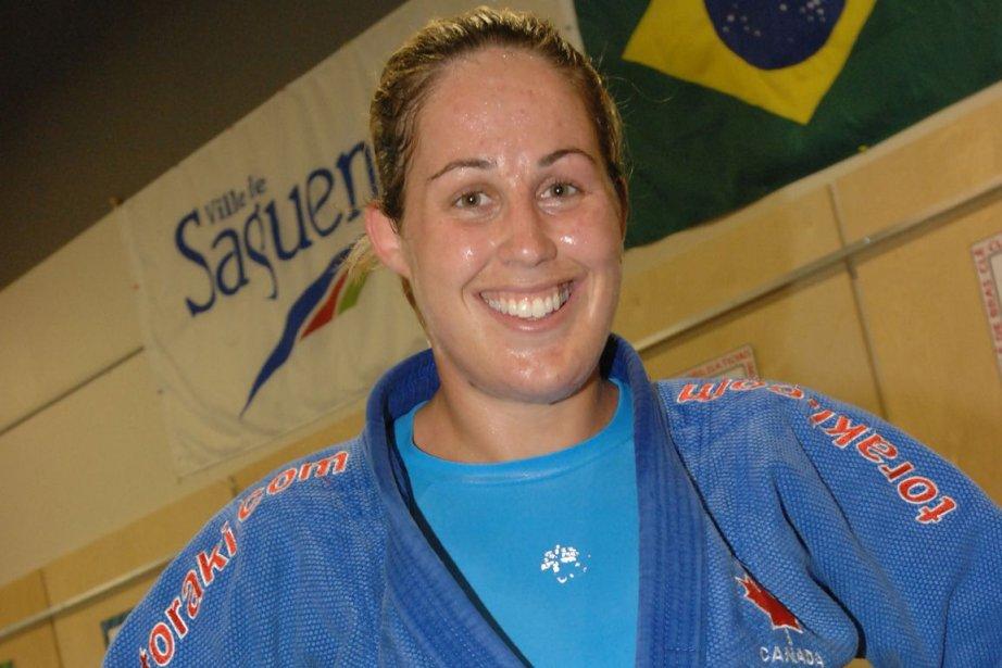 Catherine Roberge, qui pointe au 13e rang mondial... (Photo : Michel Tremblay, archives Le Quotidien)