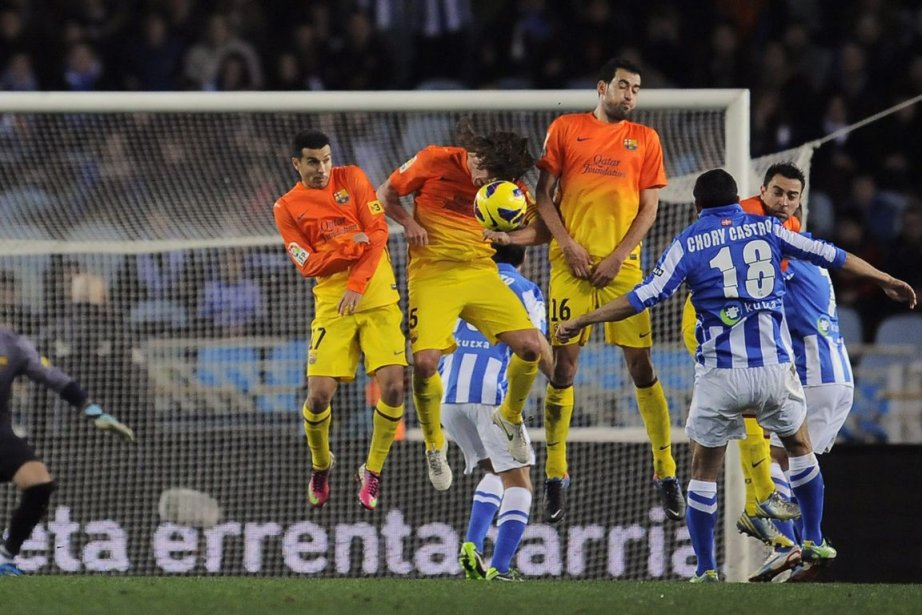 La Real Sociedad et le Betis Séville ont signé... (Photo Alvaro Barrientos, AP)