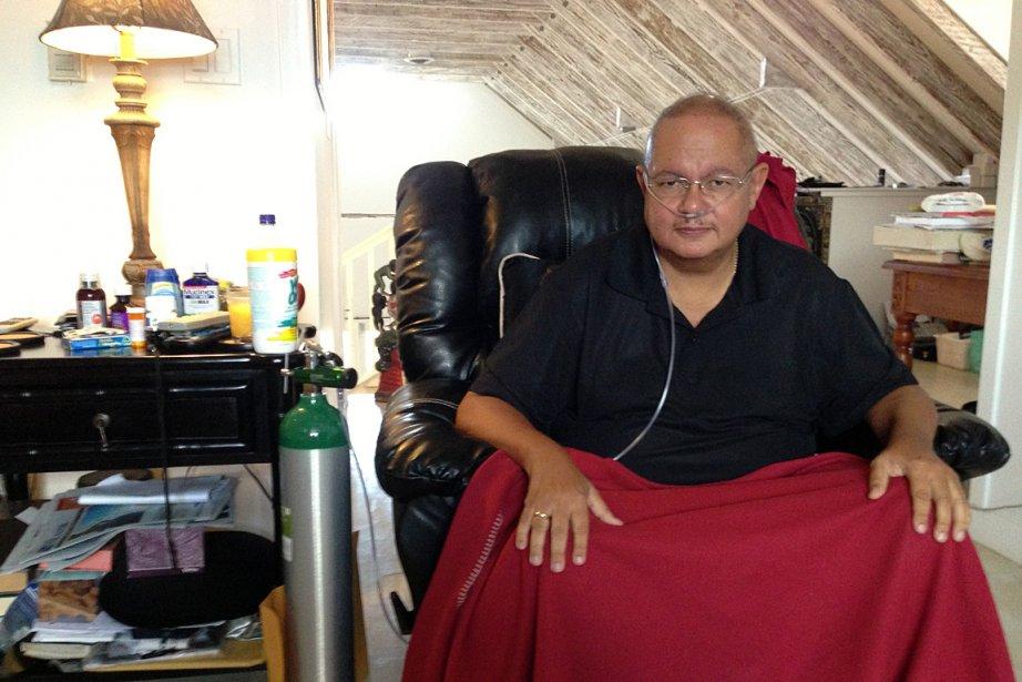 Arthur Porter, qui combat un cancer, a beaucoup... (Photo: La Presse)