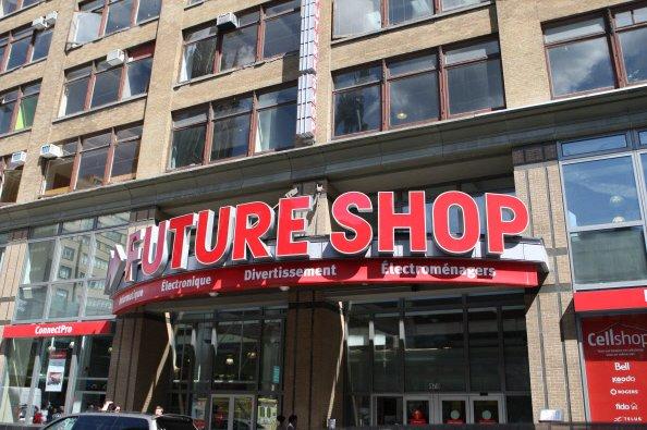 Où se débarrasser de sa vieille télé? Best Buy et Future Shop ont ajouté leurs...