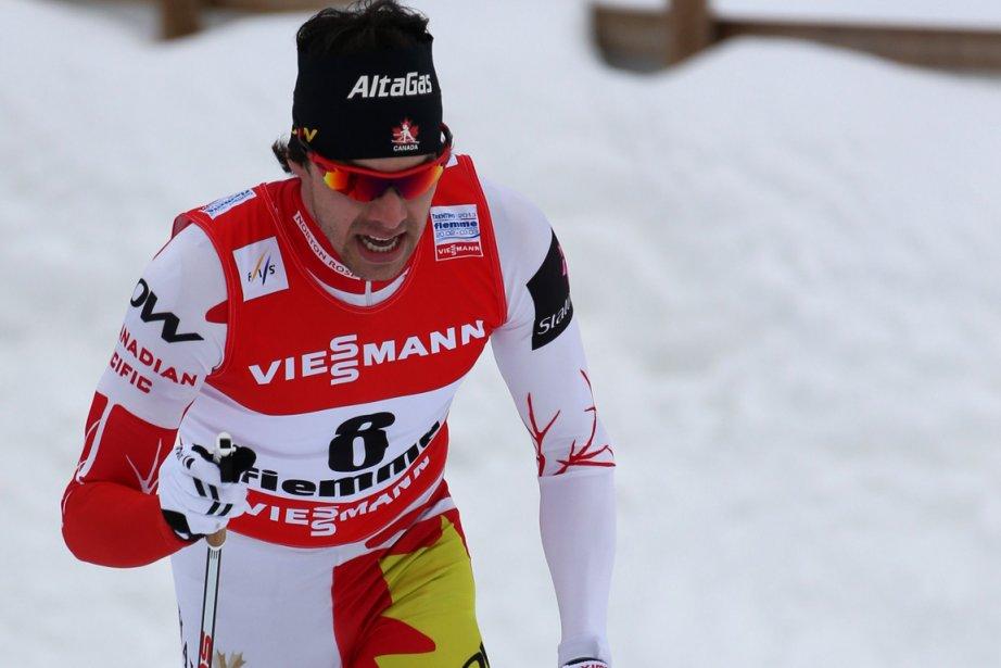 Les Championnats du monde d'Alex Harvey se sont... (Photo Pierre Teyssot, AFP)