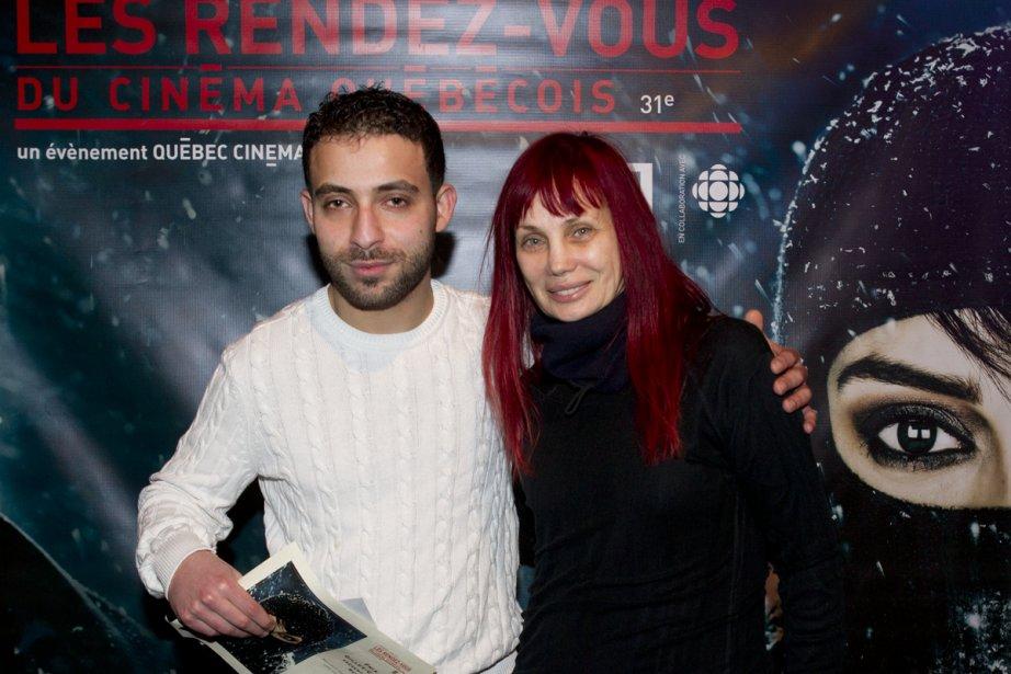 Ali Ammar a accepté, au nom d'Ivan Grbovic,... (Photo: Robert Skinner, La Presse)