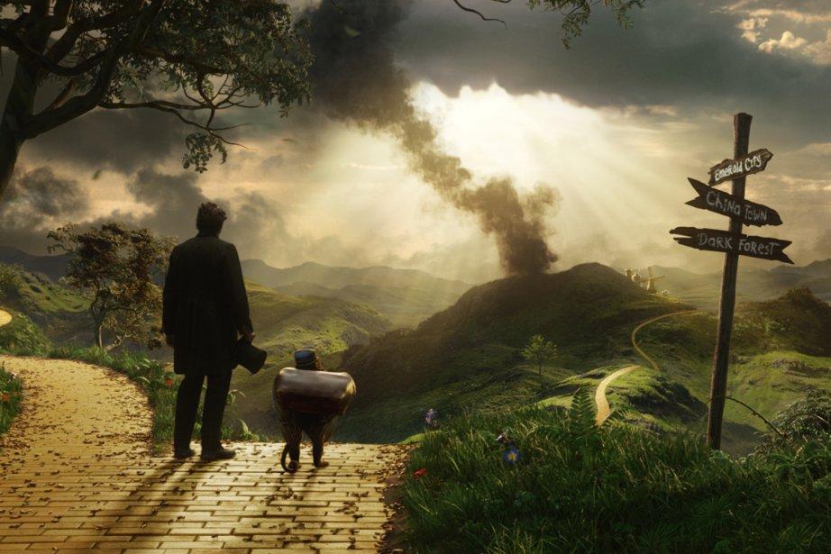 Sam Raimi a disparu du grand écran pendant quatre... (Photo: fournie par Disney)