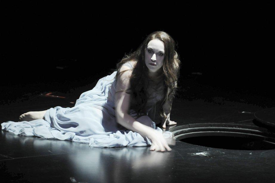 La mezzo-soprano Michèle Losier brille dans le double... (Photo: fournie par le Gran Teatre Del Liceu)