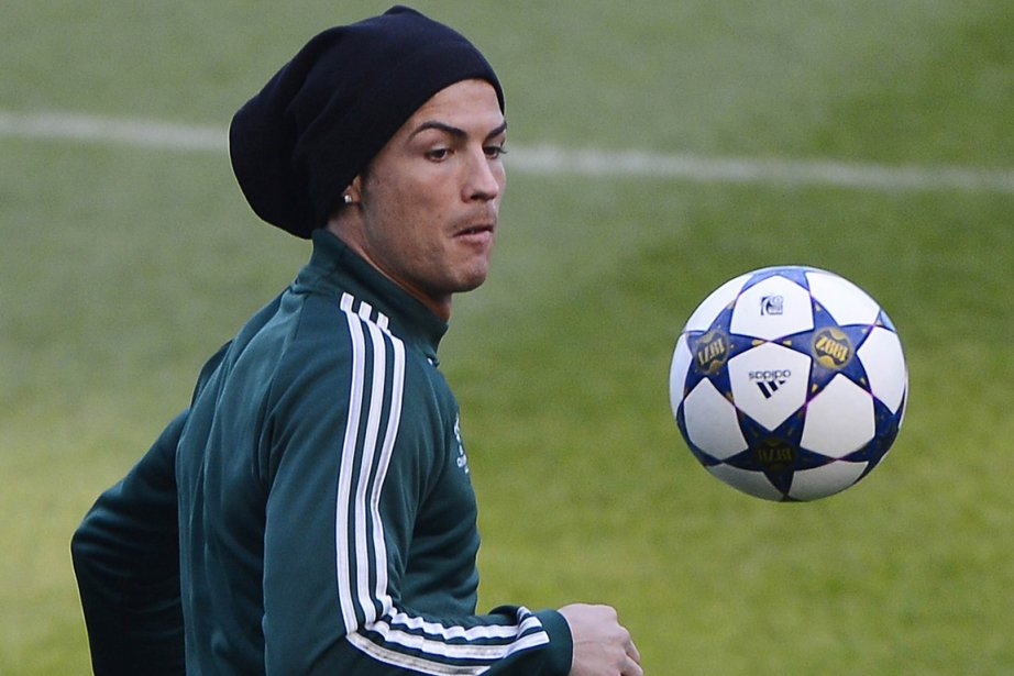 Cristiano Ronaldo, du Real Madrid, affrontera son ancienne... (Photo Pierre-Philippe Marcou, AFP)