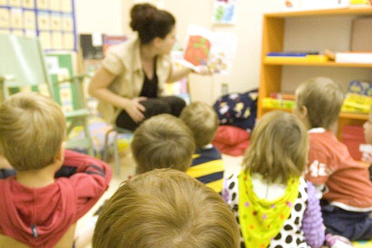 La maternelle 4 ans à temps plein pourra... (Photo: La Presse)