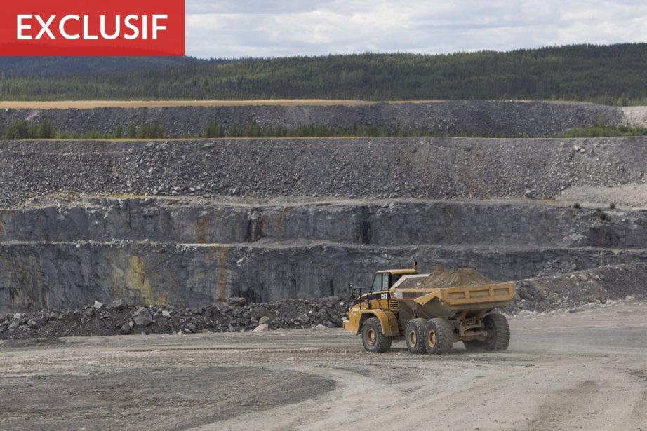 L'Association de l'exploration minière du Québecveut attirer l'attention... (Photo Hugo-Sébastien Aubert)