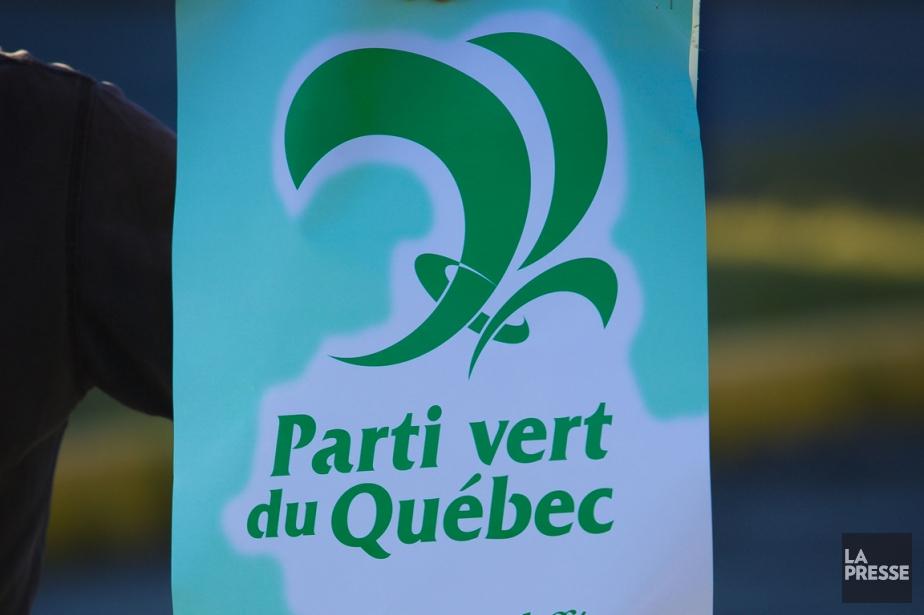 Le Parti vert du Québec lance une... (Photo André Pichette, archives La Presse)