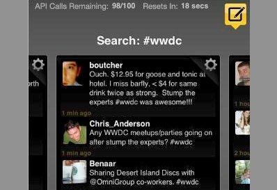 Twitter annonce l'abandon de Tweetdeck sous iOS et Android au profit de sa...