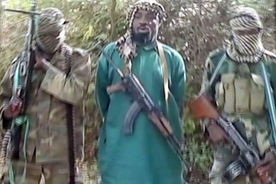 «En Afrique, par exemple, il y a Al-Qaïda... (IMAGE AFP/BOKO HARAM)
