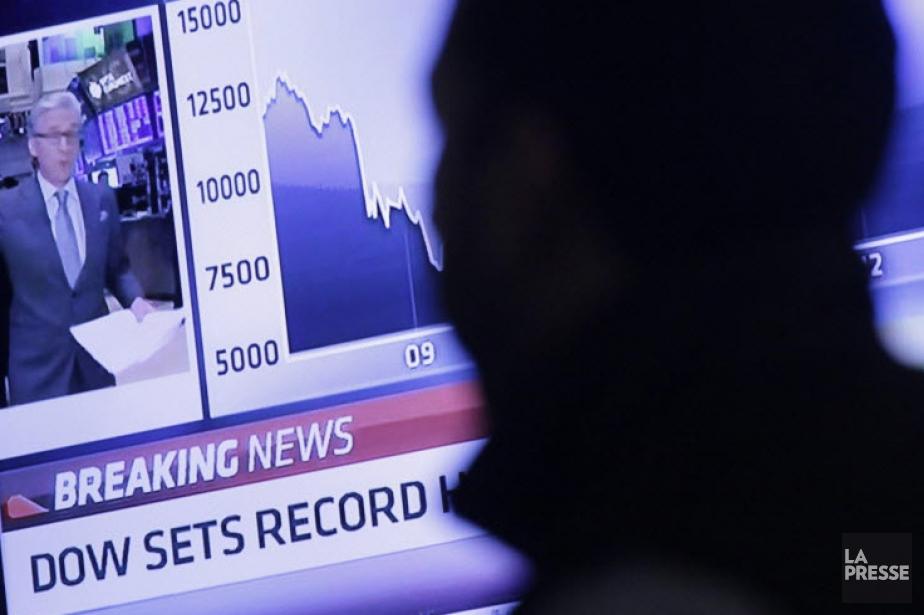Il aura fallu près de cinq ans et demi à la Bourse de New York pour effacer les...