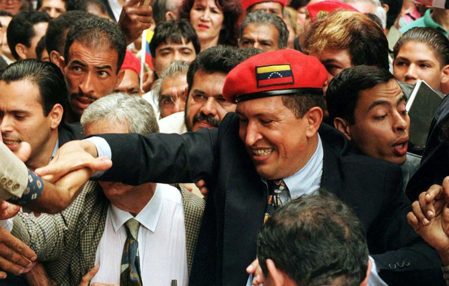 Caracas, 1997. | 5 mars 2013