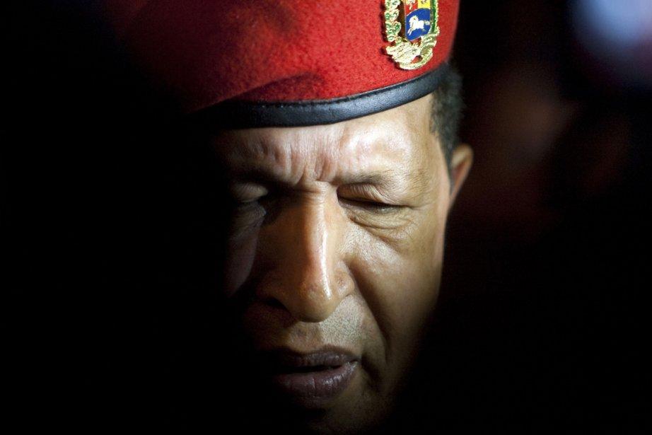 Caracas, 2010. | 5 mars 2013