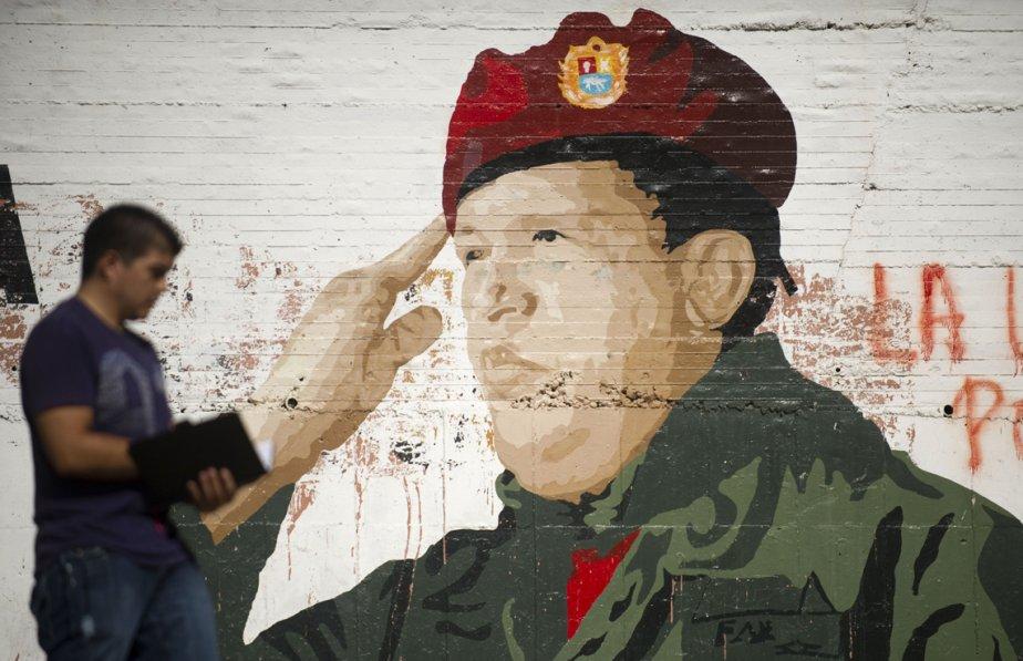 Caracas, 2013. | 5 mars 2013