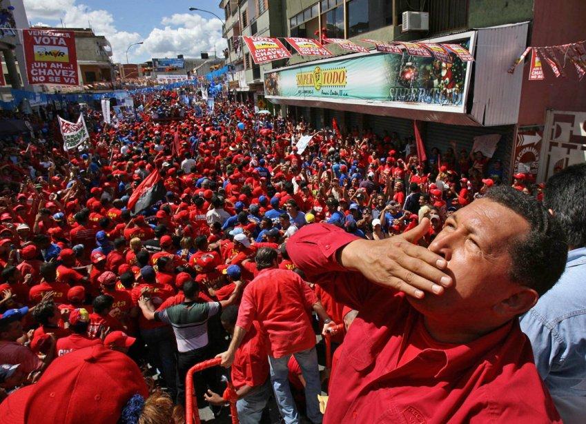 Caracas, 2006. | 5 mars 2013