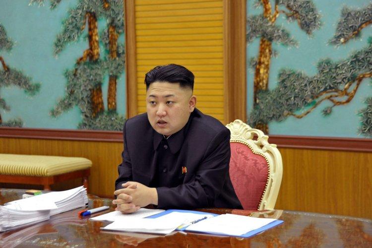 Kim Jong-un... (Photo: AP)