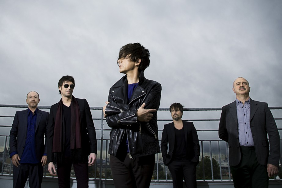 Le groupe Indochine... (PHOTO FOURNIE PAR TANDEM.MU)